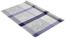 TISCHDECKE 100/100 cm - Blau, KONVENTIONELL, Textil (100/100cm) - Esposa