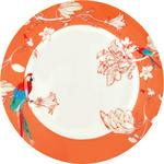 DESSERTTELLER 20,3 cm  - Orange, KONVENTIONELL, Keramik (20,3cm) - Landscape