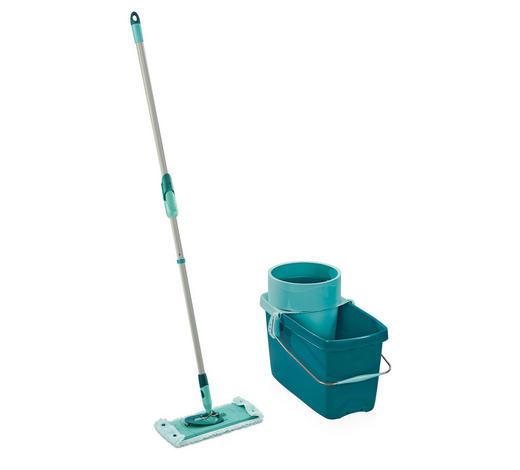 CLEAN TWIST Bodenreinigungsset  - Grün, Basics, Kunststoff - Leifheit