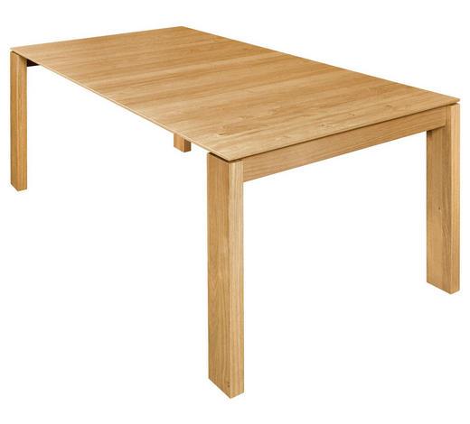 ESSTISCH in Holz, Holzwerkstoff 200/100/75 cm - Eichefarben, Design, Holz/Holzwerkstoff (200/100/75cm) - Now by Hülsta