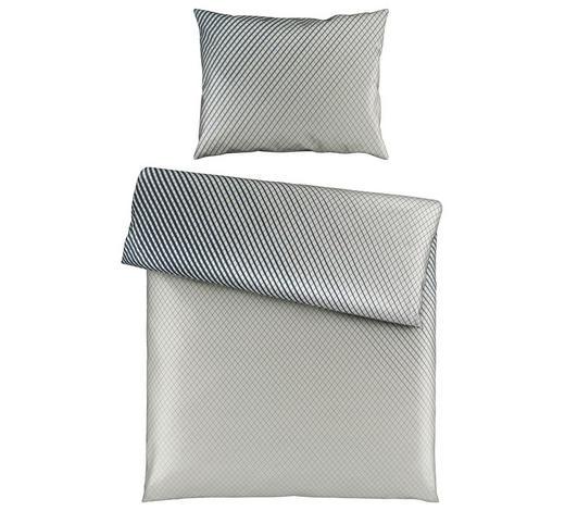BETTWÄSCHE 140/200 cm  - Beige/Grau, Design, Naturmaterialien/Textil (140/200cm) - Joop!
