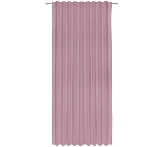 FERTIGVORHANG black-out (lichtundurchlässig) - Rosa, Basics, Textil (140/300cm) - Esposa