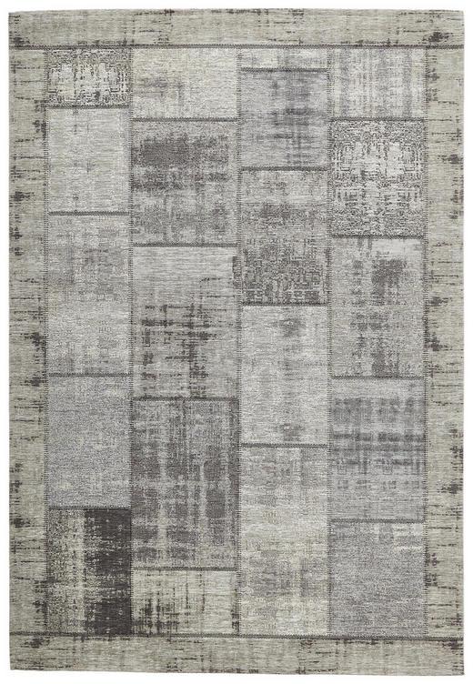 FLACHWEBETEPPICH  60/90 cm  Grau - Grau, Textil (60/90cm) - Novel