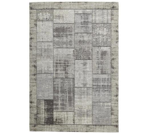 LÄUFER  68/220 cm  Grau  - Grau, Trend, Textil (68/220cm) - Novel