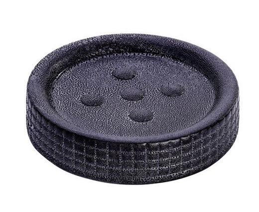 SEIFENSCHALE - Anthrazit, Basics, Keramik (11/2,5cm)
