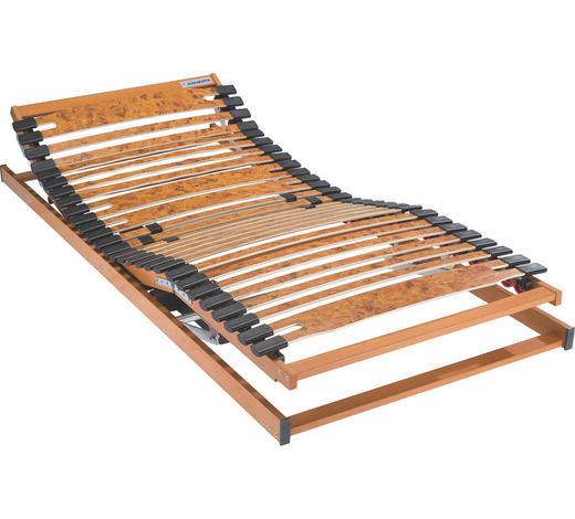 LATTENROST  100/220 cm  Buche Echtholz  - Buchefarben, Basics, Holz (100/220cm) - Schlaraffia