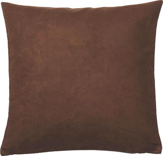 KISSENHÜLLE Braun 40/40 cm - Braun, Basics, Textil (40/40cm) - NOVEL
