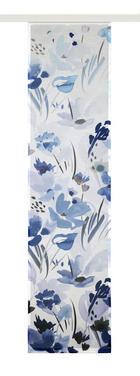 PANELNA ZAVESA T 281472 - modra, Moderno, tekstil (60/245cm) - Esposa