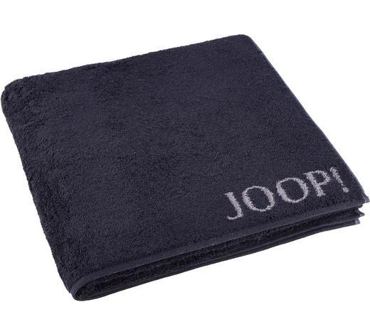 OSUŠKA, 80/150 cm, černá - černá, Design, textil (80/150cm) - Joop!