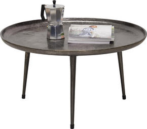 SOFFBORD - grå, Design, metall (75/40cm) - Xora