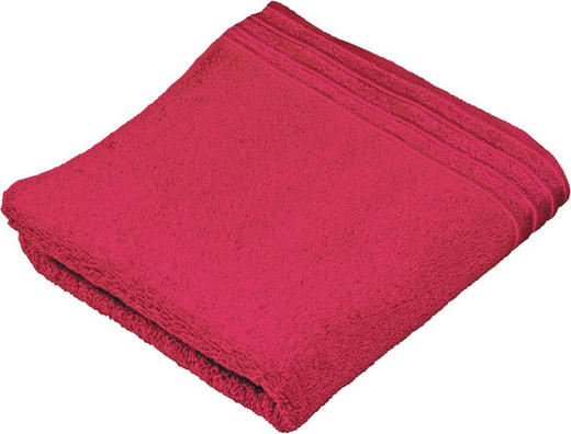 HANDTUCH 50/100 cm - Violett, Basics, Textil (50/100cm) - VOSSEN