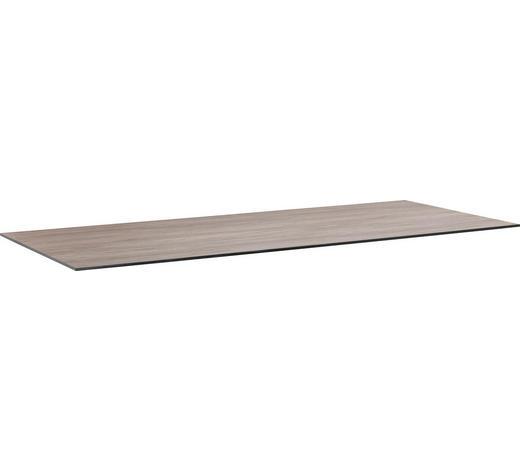 TISCHPLATTE in Kunststoff 220/95/1,3 cm - Grau, Design, Kunststoff (220/95/1,3cm) - Kettler HKS