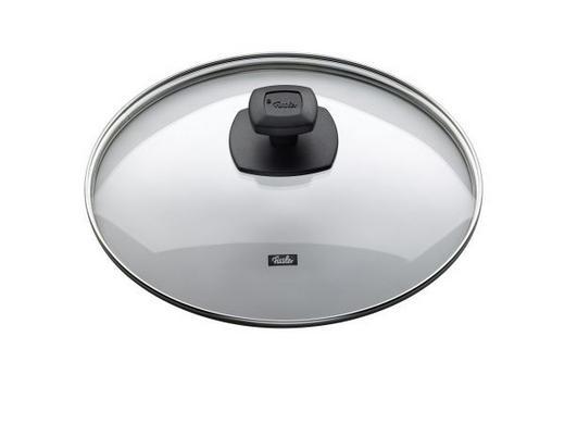 DECKEL  20 cm - Basics, Glas (20cm) - Fissler