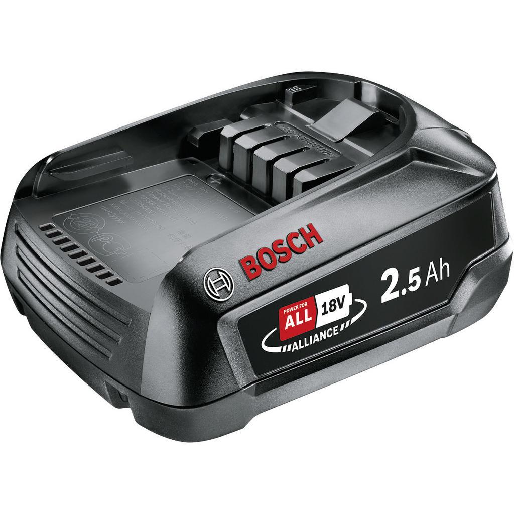 Bosch Akkupack pba 18v 2.5ah w-b