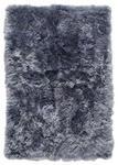 SCHAFFELL  120/180 cm  Hellgrau - Hellgrau, Basics, Fell/Textil (120/180cm) - Linea Natura