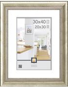 OKVIR ZA SLIKE 576020, 30/40 - srebrna, Konvencionalno, umetna masa (39/49/1.65cm)