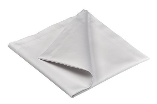 SERVIETTE Textil Weiß 50/50 cm - Weiß, Textil (50/50cm)