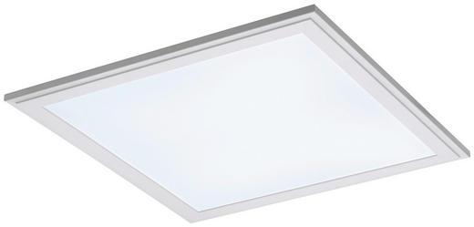 LED-DECKEN- UND EINBAULEUCHTE - Weiß, Design, Kunststoff/Metall (45/45/1,5cm)