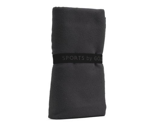 SPORTHANDTUCH 70/140 cm - Anthrazit, Textil (70/140cm)