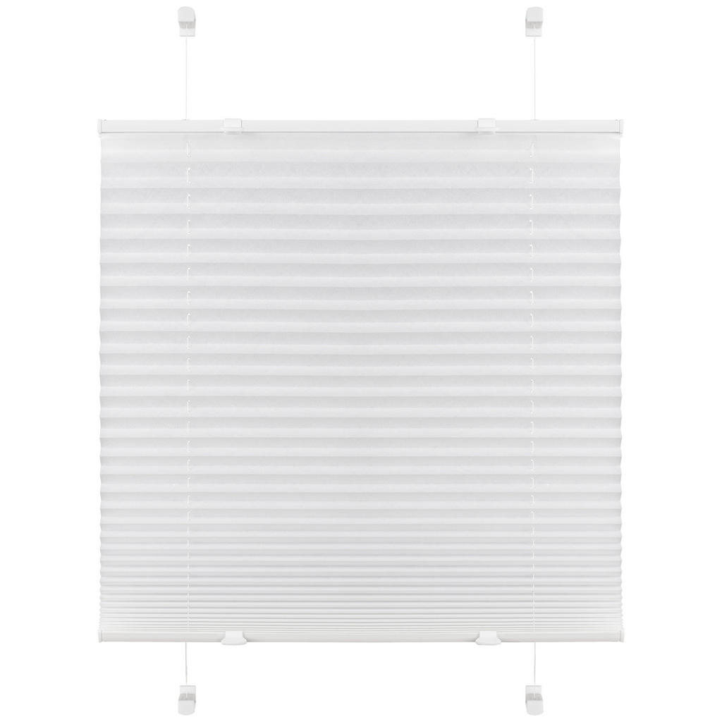 Boxxx PLISSEE halbtransparent 80/130 cm