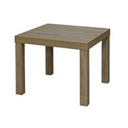KLUB STOLIĆ - hrast Sonoma, Design, drvo (45/45/45cm) - BOXXX