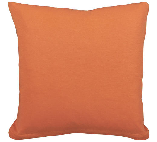 KISSENHÜLLE Kupferfarben 80/80 cm - Kupferfarben, Basics, Textil (80/80cm) - Schlafgut