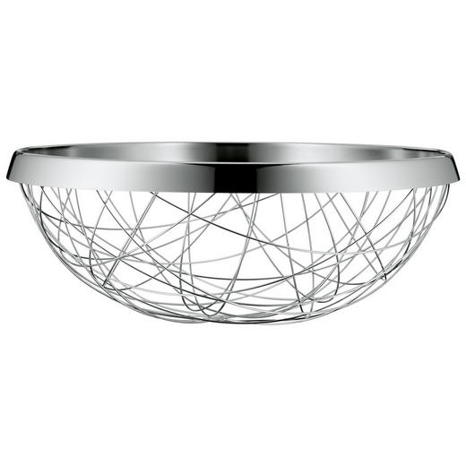 OBSTSCHALE Metall - Edelstahlfarben, Basics, Metall (30cm) - WMF