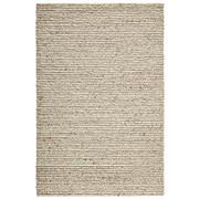 HANDWEBTEPPICH 130/200 cm - Creme, KONVENTIONELL, Textil (130/200cm) - Linea Natura