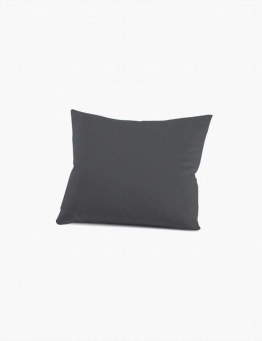 KISSENHÜLLE - Titanfarben, Basics, Textil (40/60cm) - Schlafgut