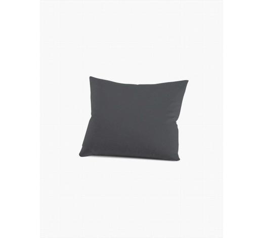 KISSENHÜLLE - Titanfarben, Basics, Textil (40/80cm) - Schlafgut