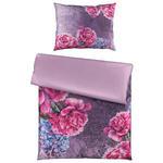 BETTWÄSCHE 140/200 cm  - Violett/Rosa, LIFESTYLE, Textil (140/200cm) - Novel