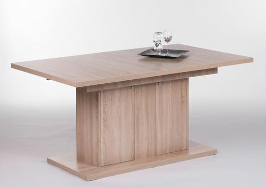 ESSTISCH Sonoma Eiche - Sonoma Eiche, Design (160-240/90/76cm) - Carryhome