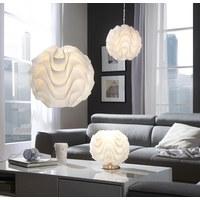 HÄNGELEUCHTE - Weiß, Trend, Kunststoff/Metall (45/146cm) - Boxxx