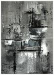 WEBTEPPICH  - Grau, KONVENTIONELL, Textil (120/170cm) - Boxxx