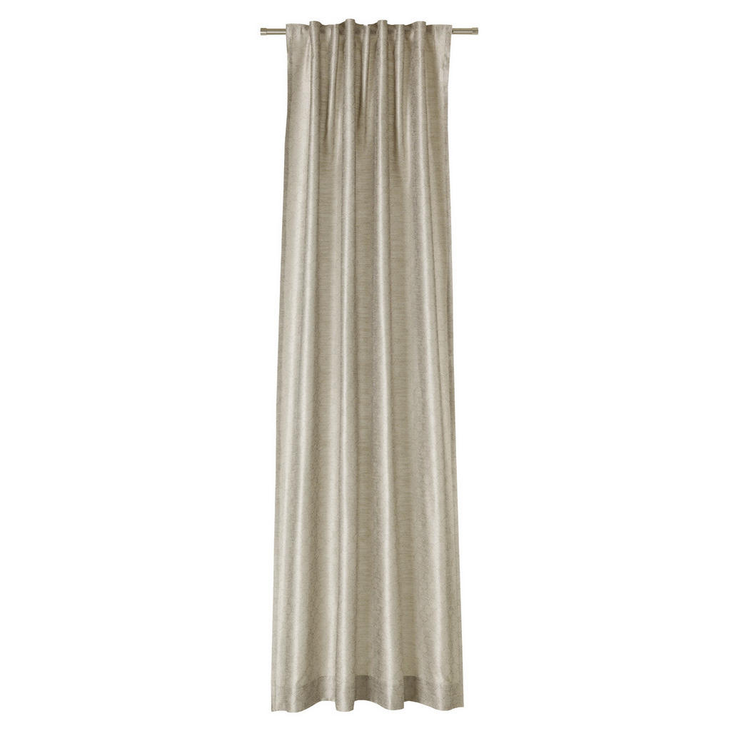 Joop! Vorhangschal silk allover blickdicht 130/250 cm