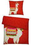 BETTWÄSCHE Samt Orange 135/200 cm - Orange, Design, Textil (135/200cm) - Esposa
