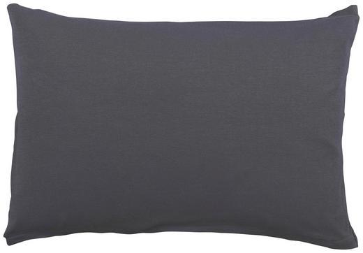 KOPFKISSENBEZUG Titanfarben 40/60 cm - Titanfarben, Basics, Textil (40/60cm) - Schlafgut
