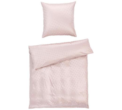 BETTWÄSCHE Jacquard Sandfarben 155/220 cm  - Sandfarben, Basics, Textil (155/220cm) - Joop!
