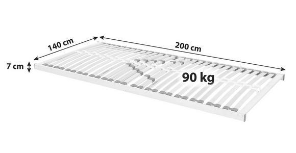 Lattenrost Primatex 200 140x200cm - Holz (140/200cm) - Primatex