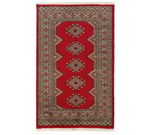 KOBEREC ORIENTÁLNÍ, 100/150 cm, červená - červená, Lifestyle, textil (100/150cm) - Esposa
