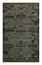 HANDWEBTEPPICH 130/190 cm - Hellgrau, LIFESTYLE, Textil (130/190cm) - Linea Natura