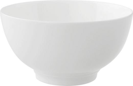 SCHÜSSEL Keramik Bone China - Weiß, Basics, Keramik (0,75l) - Villeroy & Boch