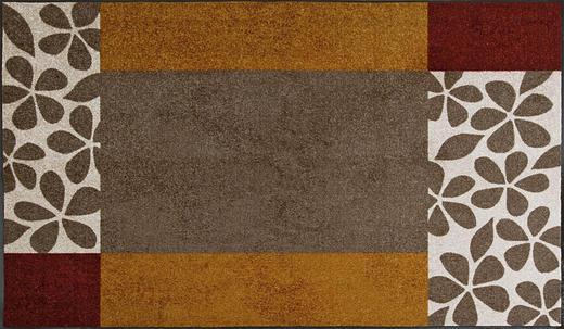 FUßMATTE 115/175 cm Graphik Braun - Braun, Basics, Kunststoff/Textil (115/175cm) - Esposa