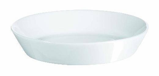 APERITIFTELLER Porzellan - Weiß, Basics (10.5/2.5cm) - ASA
