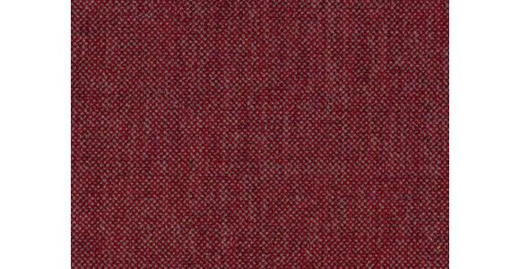 WOHNLANDSCHAFT in Textil Rot - Eichefarben/Rot, Natur, Holz/Textil (281/226cm) - Valnatura