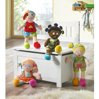 Puppe Stella - Multicolor, Basics, Textil (40cm) - My Baby Lou