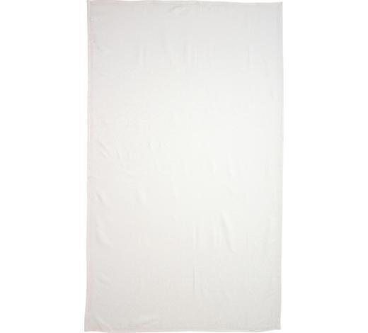 TISCHDECKE 130/220 cm - Creme/Weiß, LIFESTYLE, Textil (130/220cm)