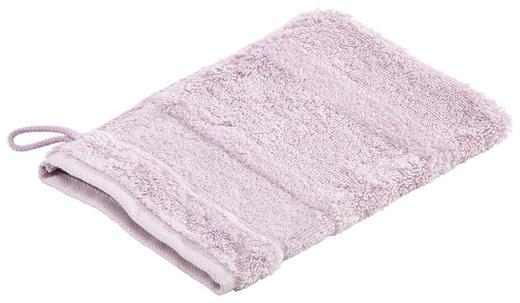WASCHHANDSCHUH  Rosa - Rosa, LIFESTYLE, Textil (16/22cm) - Cawoe