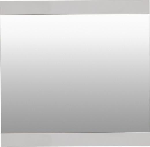 SPIEGEL Weiß - Weiß, Design, Glas/Holzwerkstoff (92/90/3cm) - Dieter Knoll