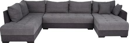 Grau Silber Sofas Couches Wohnzimmer Kollektion Xora